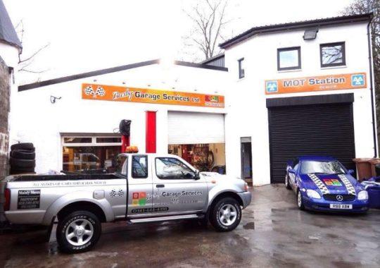 Busby Garage Services Ltd..